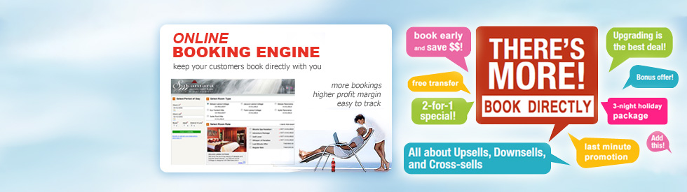 Internet Booking Engine